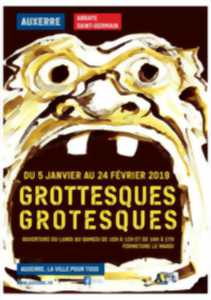 Grottesques, grotesques...