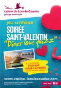Soiree Casino De Lons Le Saunier