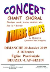 Concert - Chant Choral