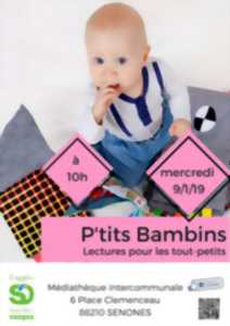 LECTURE P'TITS BAMBINS