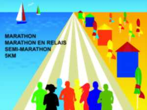 Marathon international inDeauville