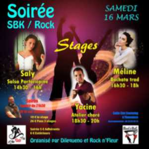 SOIREE SBK/ROCK