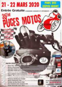 Puces motos