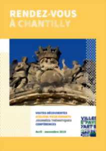 Visite Guidée « Chantilly au chapeau ! »