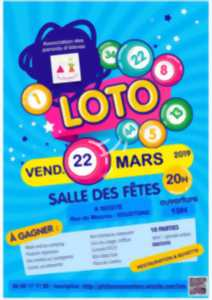 Loto de l'Association des Parents d'élèves