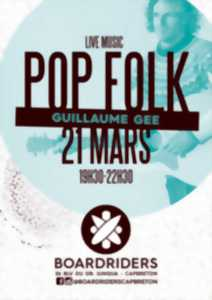 Concert Guillaume Gee