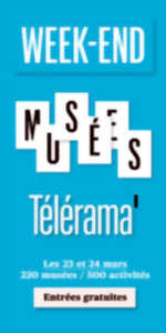 WEEK-END MUSEES TELERAMA