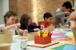 ATELIER 7-12 ANS :A VOS BLASONS CHEVALIERS !
