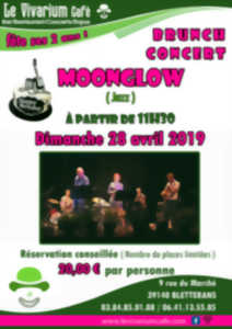 BRUNCH-CONCERT : 'MOONGLOW'