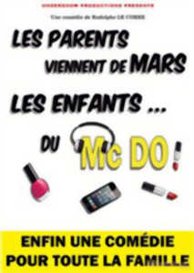 LES PARENTS VIENNENT DE MARS