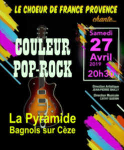 COULEUR POP ROCK