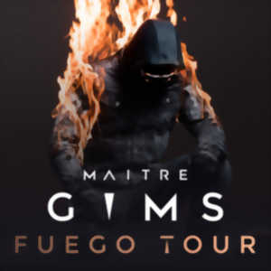MAITRE GIMS: BUS NANCY + CARRE OR