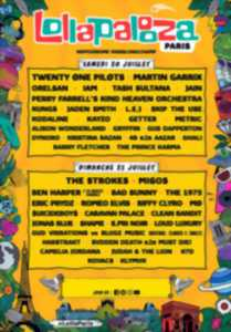 LOLLAPALOOZA PARIS
