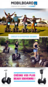 MOBILBOARD SEGWAY POITIERS