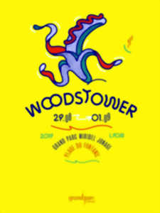 FESTIVAL WOODSTOWER 2019 -BILLET 1J