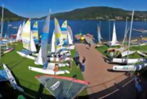 VOILE - REGATE DE LIGUE LASER ET OPEN BIC