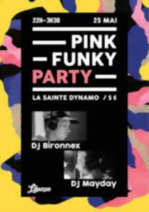 Pink Funky Party