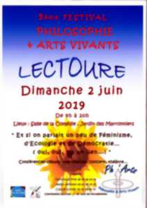 5ème FESTIVAL PHILOSOPHIQUE £ ARTS VIVANTS
