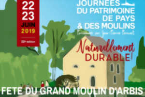 Fête du Grand moulin d'Arbis