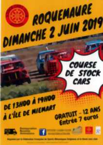 Course de stock cars