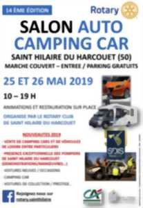 Salon auto et camping car