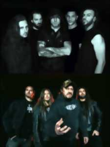 Metal : «Hell Over Europe III : Entombed A.D. & Aborted + Baest»