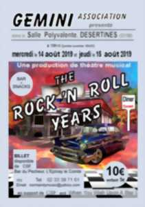 « The Rock and Roll Years »