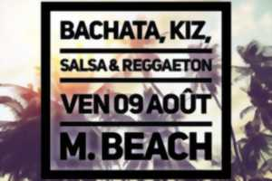 Pareo Latino @M. Beach by Dove MLEH