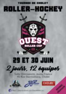 Ouest roller cup 2019, roller hockey