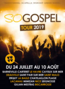 SO GOSPEL DOUDEAUVILLE
