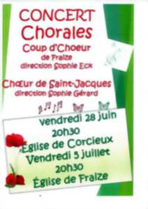 CONCERT CHORALES