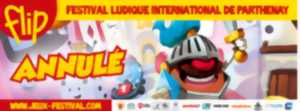 ANNULE  - Festival Ludique International de Parthenay 2020