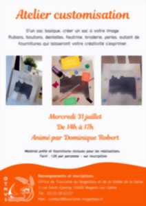 Atelier customisation