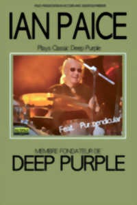 IAN PAICE FEAT PURPENDICULAR
