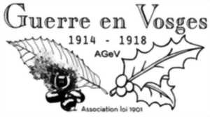 CONFERENCE DE L'ASSOCIATION GUERRE EN VOSGES