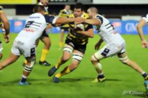 Stade Montois Rugby - USON Nevers Rugby