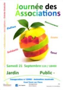 Journée des associations - Aiguillon