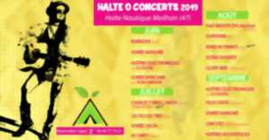 Halte O Concerts 2019 : L'air d'ici (Variété internationale)