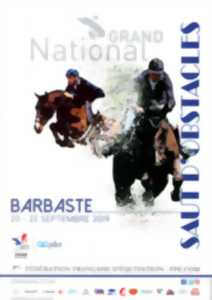 Grand national : Saut d'obstacles