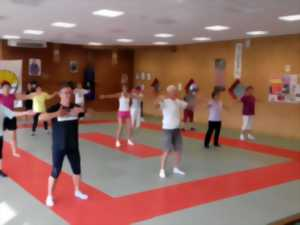 ADMR : reprise de la gym senior