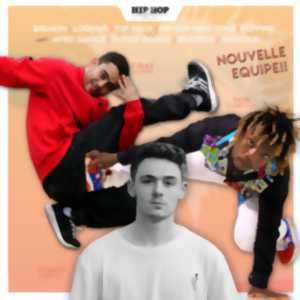 Cours de hip-hop (parkour, danse, beatbox)