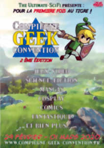 Compiègne geek convention