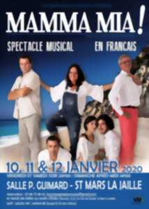 « Mamma mia », spectacle musical
