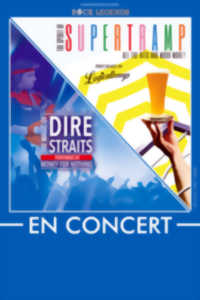 SUPERTRAMP & DIRE STRAITS TRIBUTE