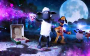 CINÉ JUNIOR -  SHAUN LE MOUTON LE FILM