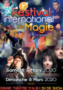 1ER FESTIVAL INTERNATIONAL DE MAGIE