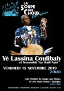 Yé Lassina Coulibaly