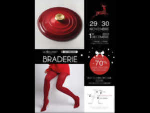 Braderie Le Creuset 2019