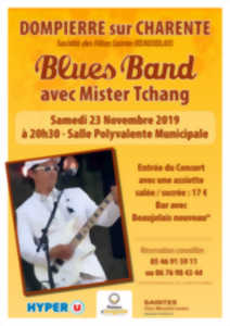 CONCERT JAZZ & BLUES