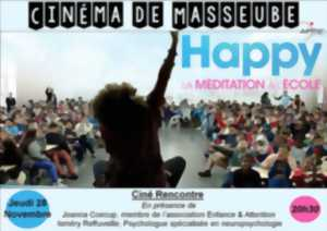 CINÉ RENCONTRE : HAPPY